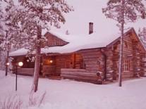 Коттедж 0217 в Финляндии Levi