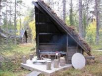 Коттедж 0302 в Финляндии Yllas