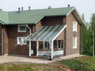 Коттедж 1105 в Финляндии Vuokatti