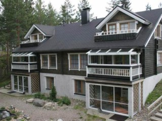 Коттедж 1109 в Финляндии Vuokatti