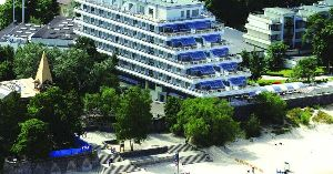 Гостиница «Балтик Бич Отель» (Hotel «Baltic Beach Hotel») 4*