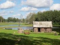 Большой коттедж «ПАСАРТЕЛЕ», Литва