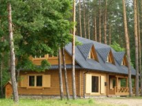 Коттедж «Бебрине у Луодиса»,Литва