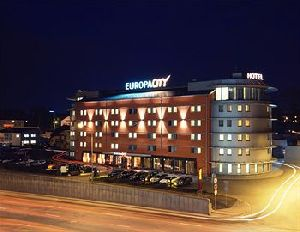 Гостиница «Европа Сити Вильнюс»  (Hotel «Europa Vilnius City Hotel»)