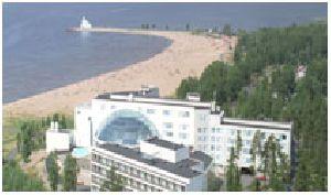 СПА-отель Holiday Club Oulun Eden