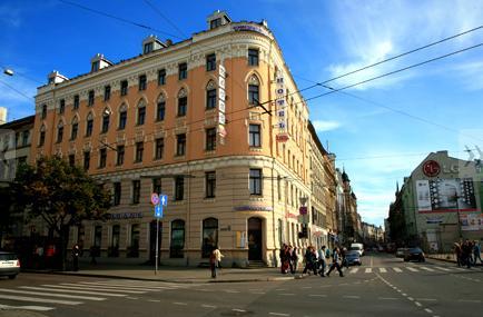 Гостиница «Ирина» (Hotel «Irina») 3*