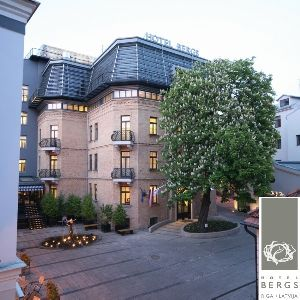 Гостиница «Бергс» (Hotel «Bergs») 5*