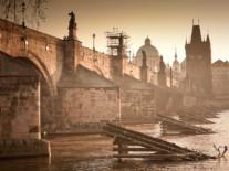 Карлов мост в Праге,Чехия