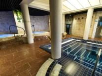 Банное отделение в отеле