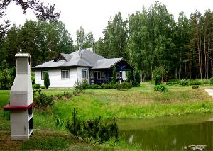 коттедж 1101 Латвия