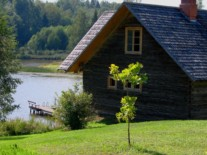 коттедж 1202 Латвия