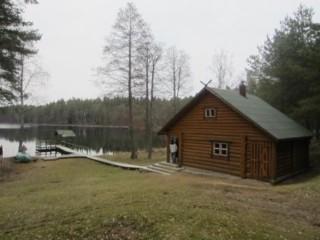 Коттеджи «Zilenu sodyba»,Литва