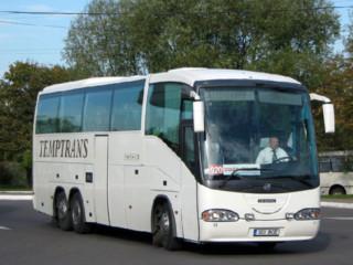 Купить билет на автобус в Прибалтику