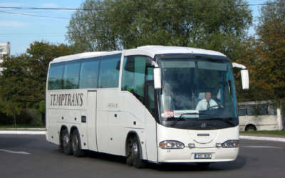 Автобусные билеты в Прибалтику