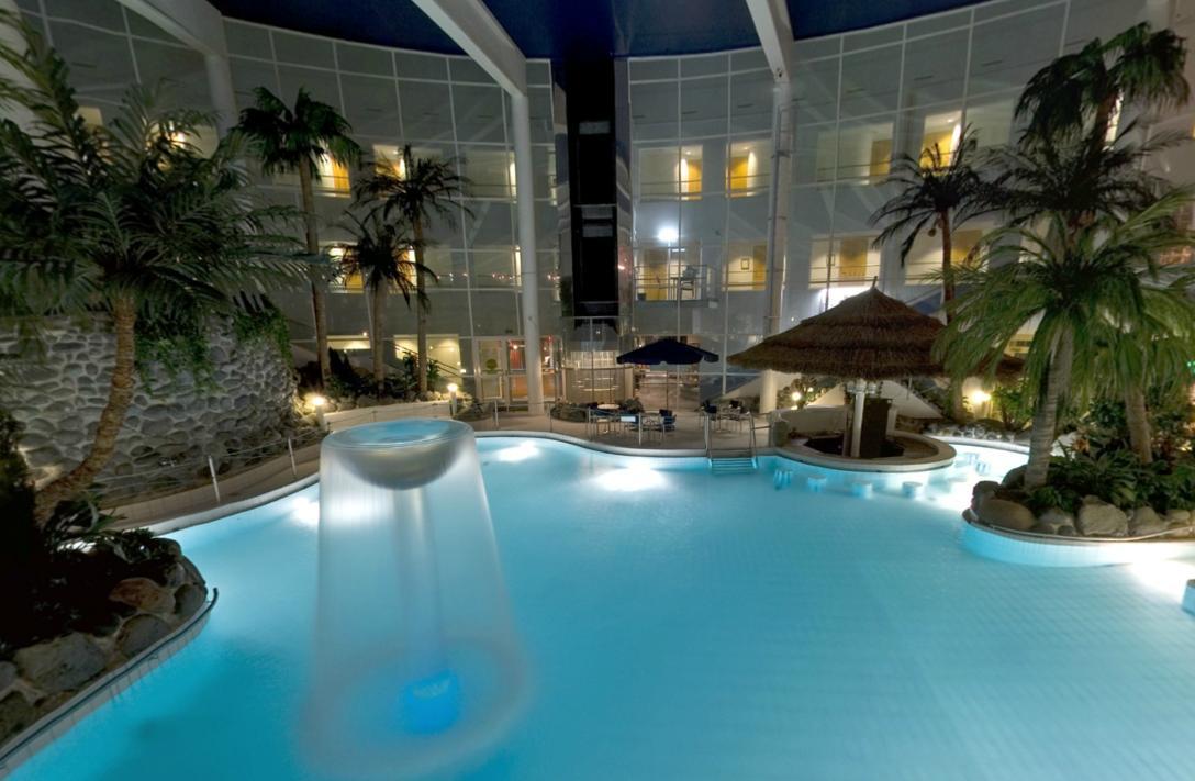 СПА в отеле Holiday Club Kuusamon Tropiikki