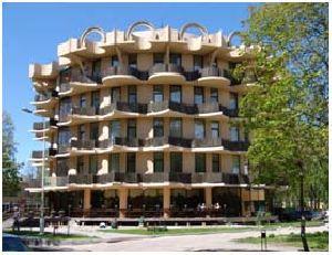 Отель «Пушинас» (Hotel «Pusynas»)