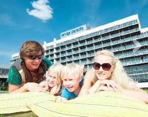 Детский пакет (с 3 до 11 лет), в отеле «Тервис Парадайс» 4*