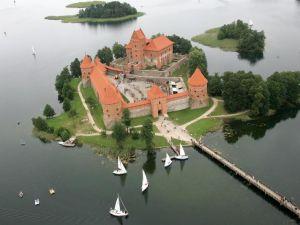 Экскурсионный тур «Вильнюс – Каунас – Тракай»