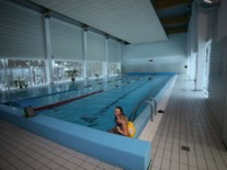 Водный центр и бани санатория «Вярска»