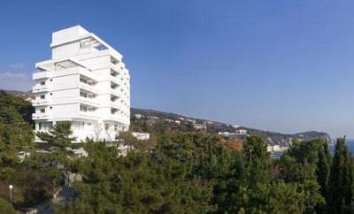 Курортный отель с лечением