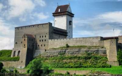 Два дня по замкам средневековья в Эстонии