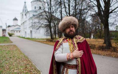 19 апреля 2020 года. Великий Новгород