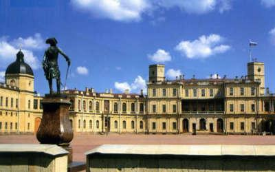 Большой Гатчинский дворец. Личные комнаты Александра III