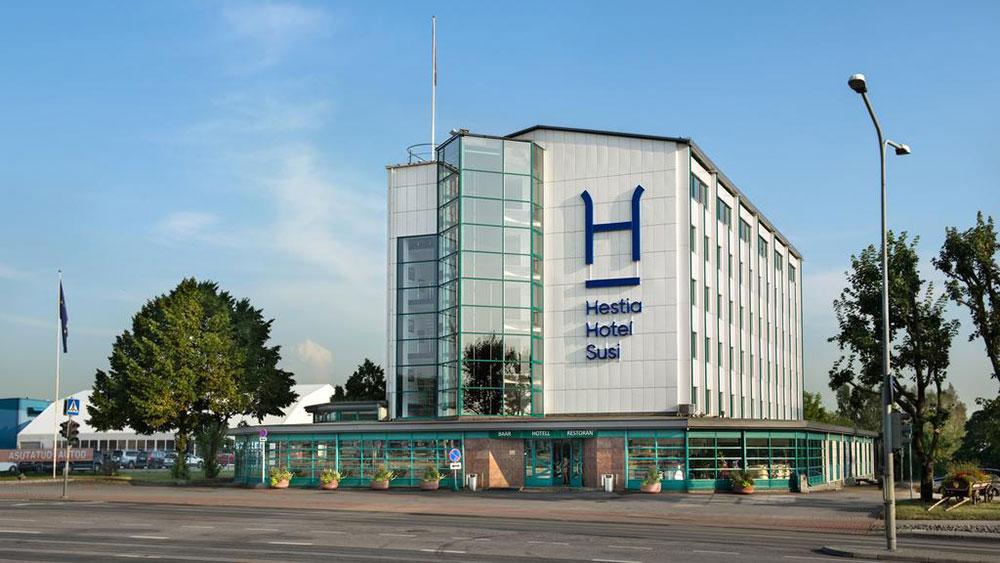 HESTIA HOTEL SUSI 3*, Таллин