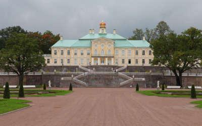 Путешествие по Дворцовым пригородам Петербурга