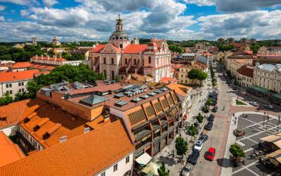Выходные в Литве «Вильнюс»